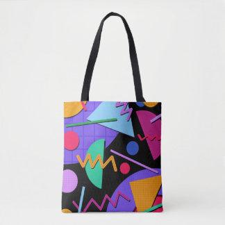 Memphis Group #9-4 Tote Bag