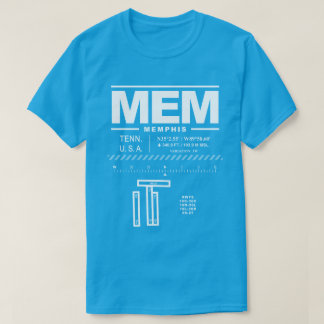 Memphis International Airport MEM T-Shirt