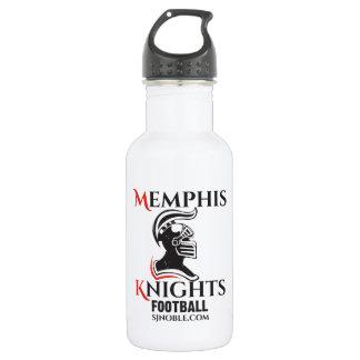 Memphis Knights Logo Water Bottle
