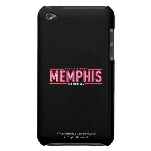 MEMPHIS - le logo musical Coque Case-Mate iPod Touch