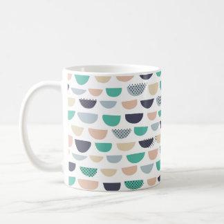 Memphis mosaic coffee mug