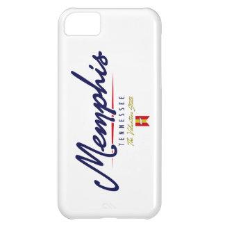Memphis Script iPhone 5C Covers
