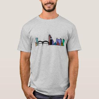 Memphis skyline T-Shirt