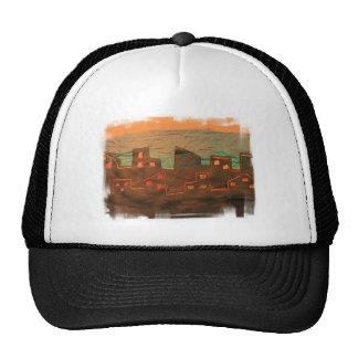 Memphis Sunrise Hat