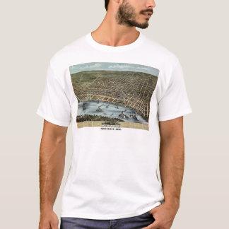 Memphis, Tennessee - 1870 T-Shirt