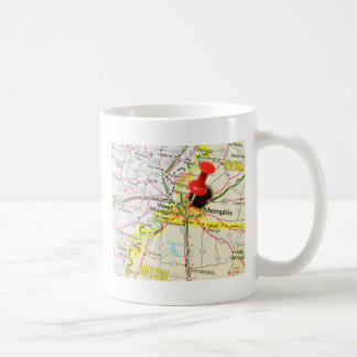 Memphis, Tennessee Coffee Mug
