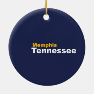Memphis, Tennessee Ornament