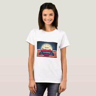 Memphis Tennessee Skyline T-Shirt