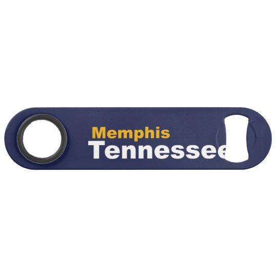 Memphis, Tennessee Speed Bottle Opener