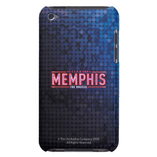 MEMPHIS - The Musical Logo Barely There iPod Case