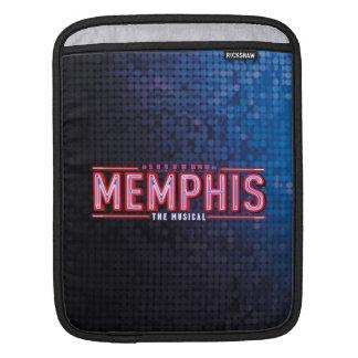 MEMPHIS - The Musical Logo iPad Sleeve