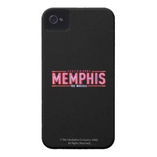 MEMPHIS - The Musical Logo iPhone 4 Case-Mate Cases