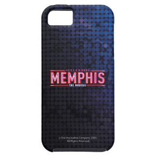 MEMPHIS - The Musical Logo iPhone 5 Case