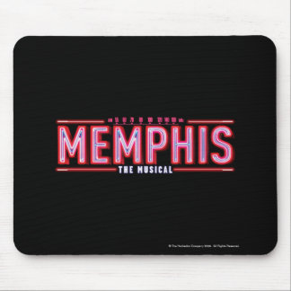 MEMPHIS - The Musical Logo Mouse Pad