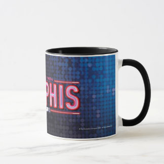 MEMPHIS - The Musical Logo Mug