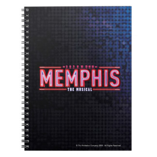 MEMPHIS - The Musical Logo Notebook