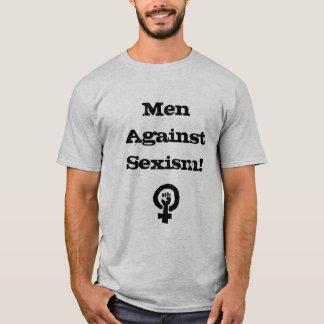 Men Against Sexism Shirt