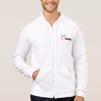 Men apparel fleece zip hood HQH Hoodie