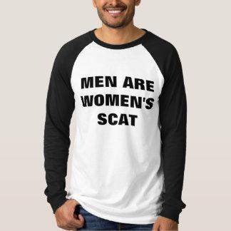 MEN ARE WOMEN'S SCAT T-Shirt