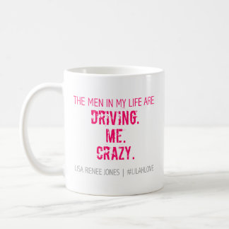 Men In My Life mug - Lilah Love