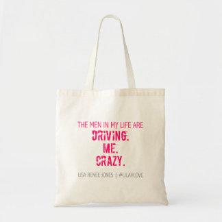 Men In My Life tote bag - Lilah Love