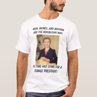 , Men, Money, a... T-Shirt
