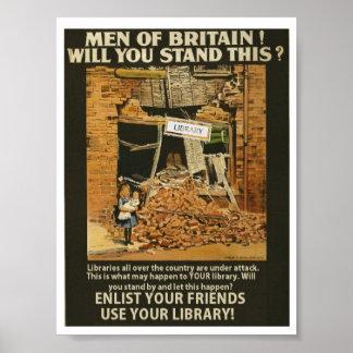 Men of Britain poster