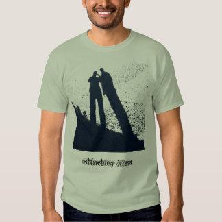 Men of Shadow Tshirts