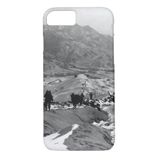 Men of the 19th Inf. Regt. Work_War Image iPhone 7 Case