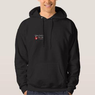 Men's Small NLOL Logo Sweatshirt – Black