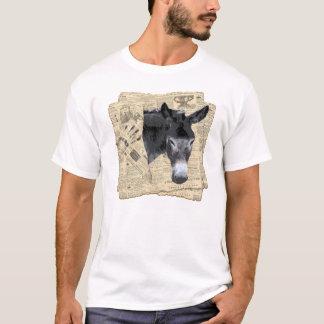 Men Tshirt Donkey