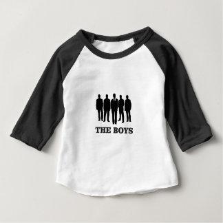 men well dressed baby T-Shirt