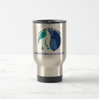 Men With Fibromyalgia Travel Mug