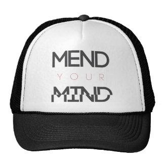 Mend Your Mind v1 Trucker Hat