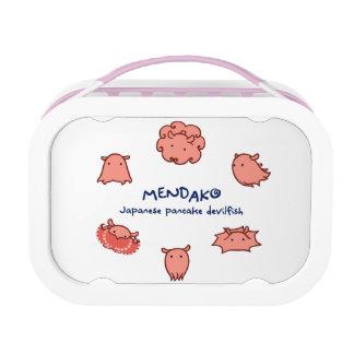 < mendako (color) > Japanese pancake devilfish Lunch Box