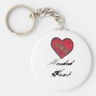 Mended Heart Keychain