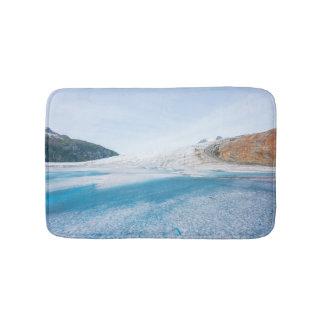 Mendenhall Glacier 2 Bath Mat
