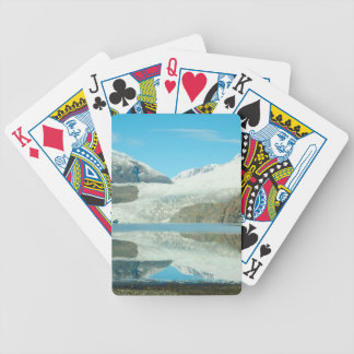 Mendenhall Glacier Bicycle Playing Cards
