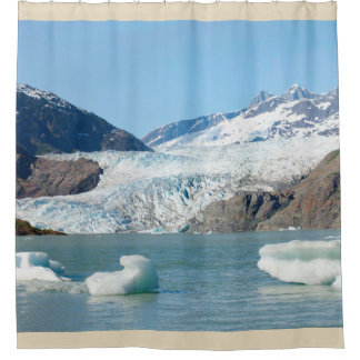 Mendenhall Glacier in Juneau, AK