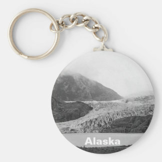 Mendenhall Glacier Keychain