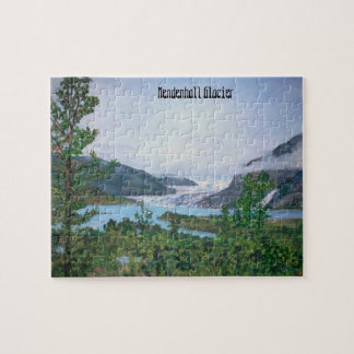 Mendenhall Glacier Puzzle