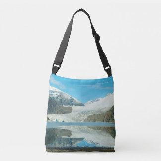 Mendenhall Glacier V. 3 Crossbody Bag