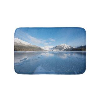 Mendenhall Lake Bath Mat