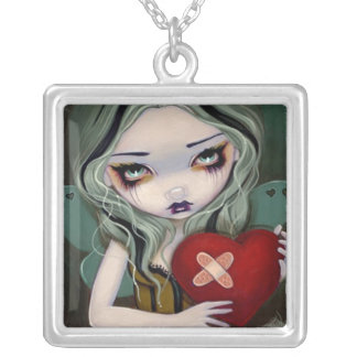 Mending a Broken Heart NECKLACE valentine fairy