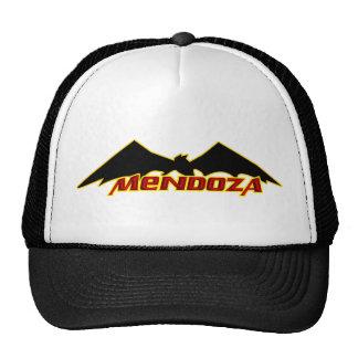 Mendoza* Bat Cap (Plain) Trucker Hat