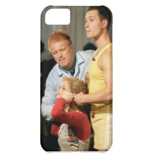 Meneer Kaktus, Mevrouw Stemband en Kweetniet iPhone 5C Covers