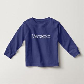 Meneerke - stoer jongensshirt toddler t-shirt