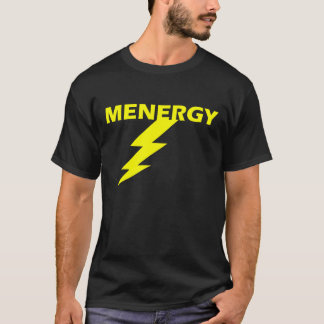 Menergy Man Energy Megatron Disco Dancing T-Shirt