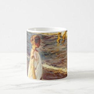 Menina - Joaquin Sorolla Classic White Coffee Mug