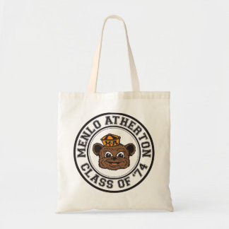 Menlo-Atherton High School Class of 1974 Tote Bag